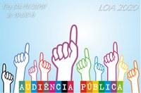 Audiência Pública - LOA 2020